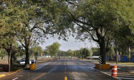 Renuevan carretera en Querétaro