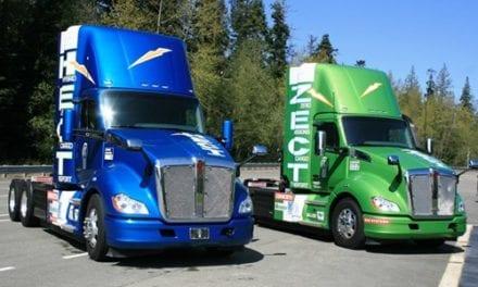 Más opciones verdes de Kenworth Truck