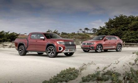 Presenta VW la futurista pickup  Atlas Tanoak