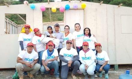 Construye DHL viviendas para familias mexicanas