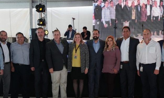 Planta Guadalajara Tijera de Continental celebra 25 años