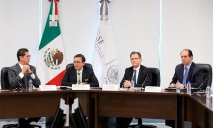 Presenta SE equipo negociador para el TLCAN