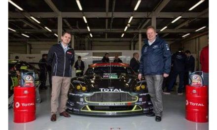 Logra TOTAL alianza con Aston Martin