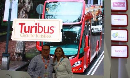 Turibus estrena ruta turística a Oaxtepec