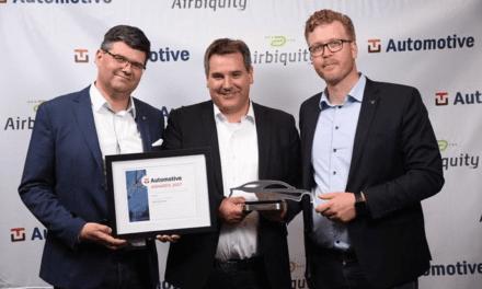 Obtiene Scania premio de conectividad