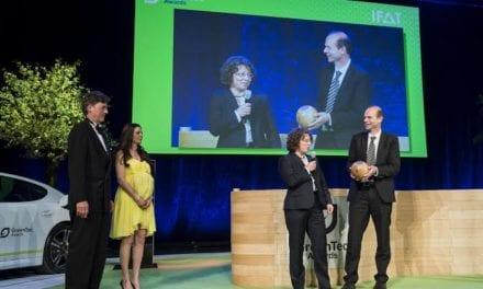 Obtiene Continental premio GreenTec 2014