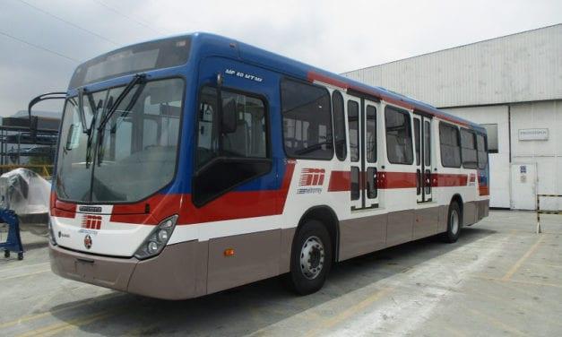 Rodarán autobuses Scania en el Metrorrey