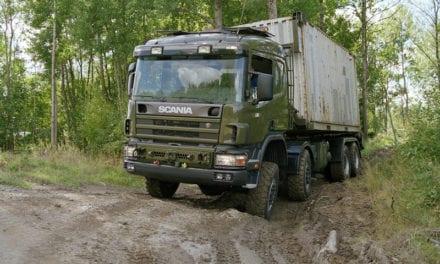 Adquieren 2,000 camiones Scania para el ejército holandés