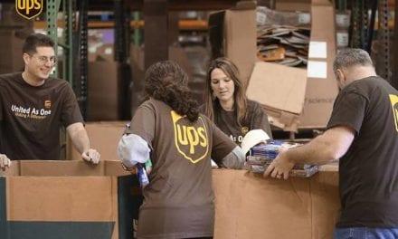 Aumenta el trabajo voluntario de UPS