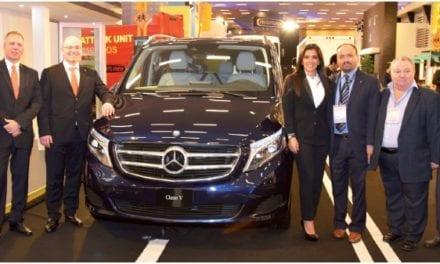 Clase V la nueva van de Mercedes-Benz