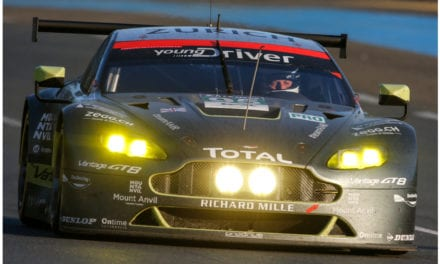 Lucen TOTAL y Aston Martin Racing en las 6 Horas de México