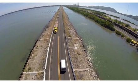 Inauguran Viaductos en Manzanillo