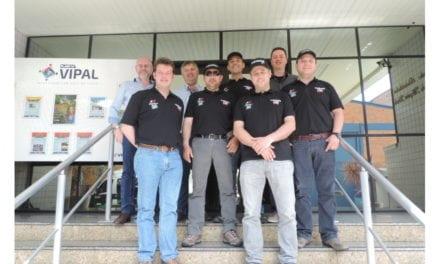 Recibe Vipal visita de  transportistas de Chile