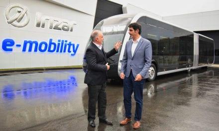 El ie tram de Irizar llegará a Donostia en 2018