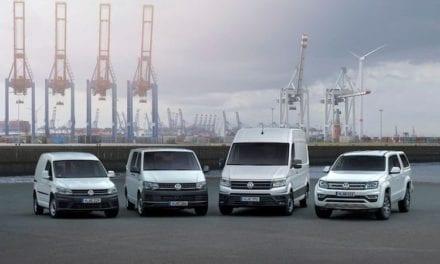Entrega Volkswagen 650 vehículos comerciales en enero