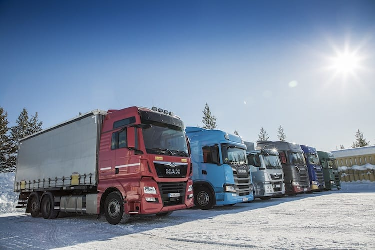 112,130 vehículos VW Truck & Bus circulan en el mundo