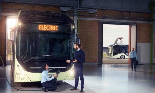 Con mayor flexibilidad de carga el Volvo 7900 eléctrico