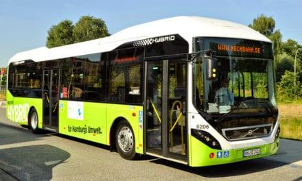 Aporta Volvo Buses innovaciones de seguridad y eficiencia