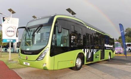 Integral propuesta de Volvo Buses en electromovilidad