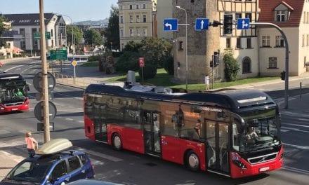 Avanza electromovilidad en Polonia con Volvo Buses
