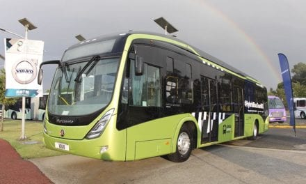 Lideran Cummins y Volvo proyecto Flota de Autobuses Limpios