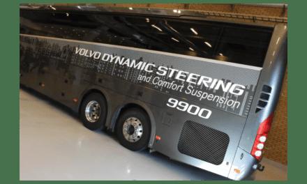 Aprueba un estudio beneficios del Volvo Dynamic Steering