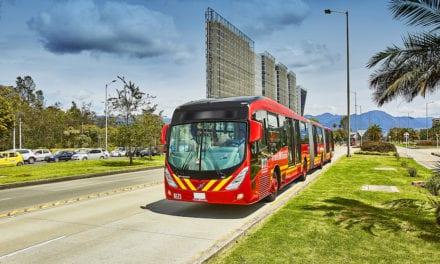 Entregará Volvo 700 autobuses urbanos a Bogotá
