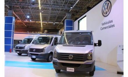 Venta de 14,000 unidades, reto de VW Vehículos Comerciales