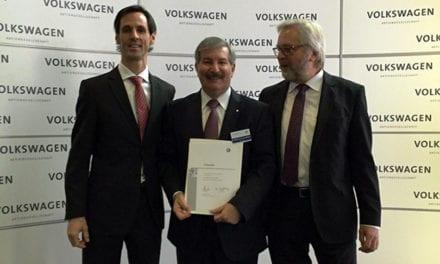 Reconoce Grupo Volkswagen a importador de MAN