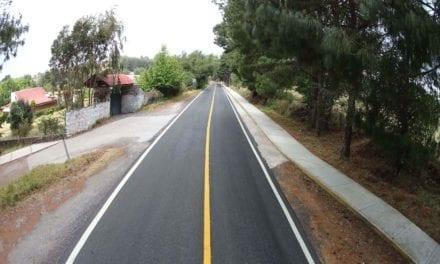 Rehabilitan más de 3,800 km de carreteras en el Edomex