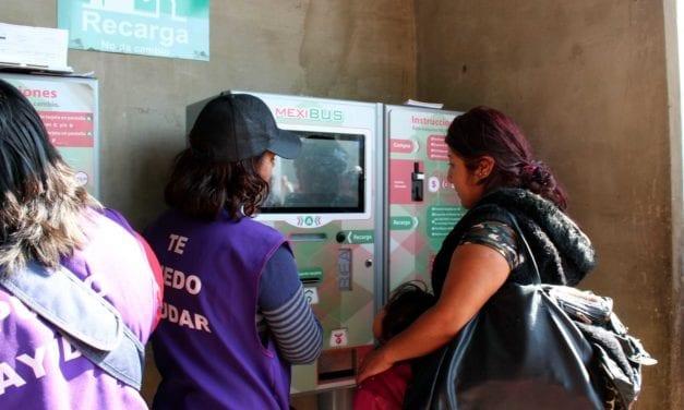 Termina plazo para renovar tarjeta de Mexibús y Mexicable