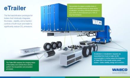 eTrailer de WABCO maximiza la eficiencia operativa