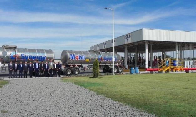 ExxonMobil pone en marcha terminal en Guanajuato