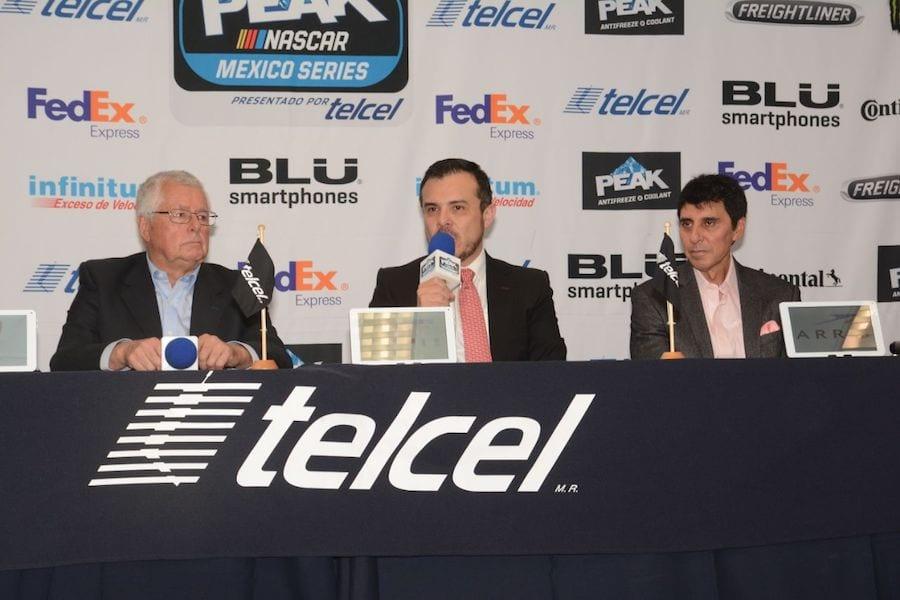 Listos los M2 de Freightliner para la NASCAR 2018
