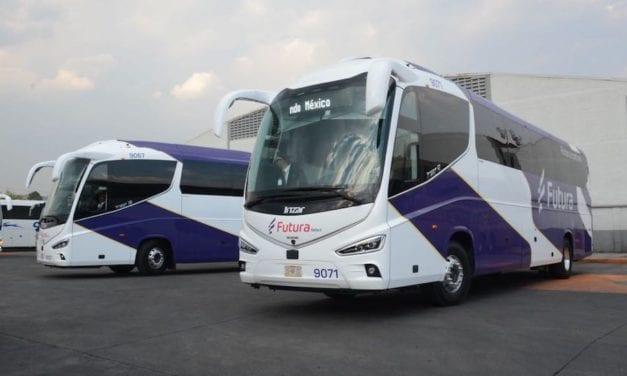 Futura renueva su imagen con Scania