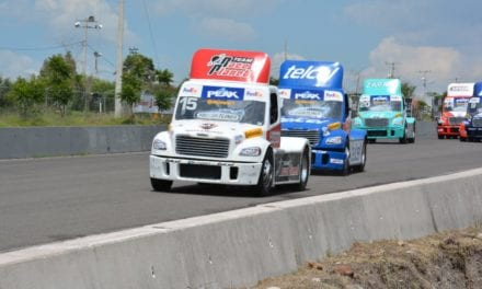 Gran jornada para los Freightliner en Querétaro