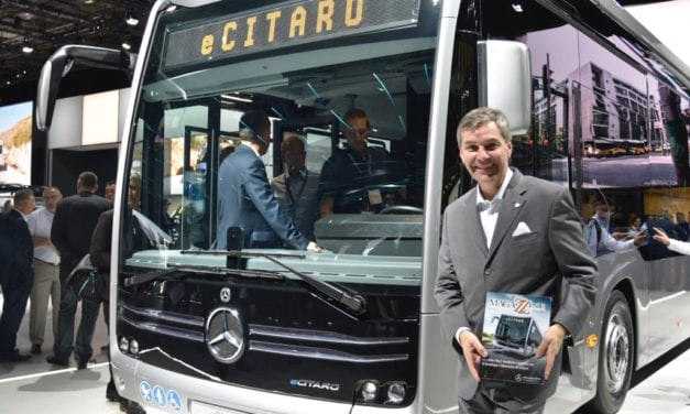 Planea Mercedes-Benz fabricar chasis eléctrico en México