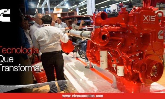 Cummins Motores, presente en México