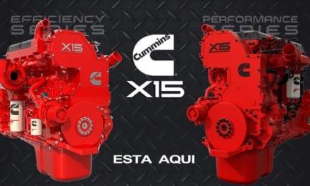 Inicia Cummins capacitación para nuevos motores X15