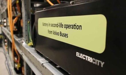 Da Volvo Buses nuevo uso a baterías de bus eléctricas