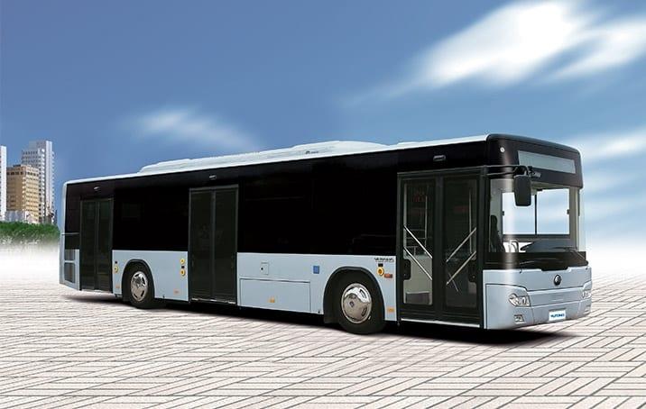Prefieren autobuses chinos para el QroBús