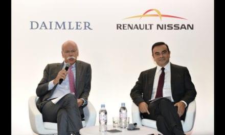 COMPAS hereda la excelencia de Daimler y Nissan