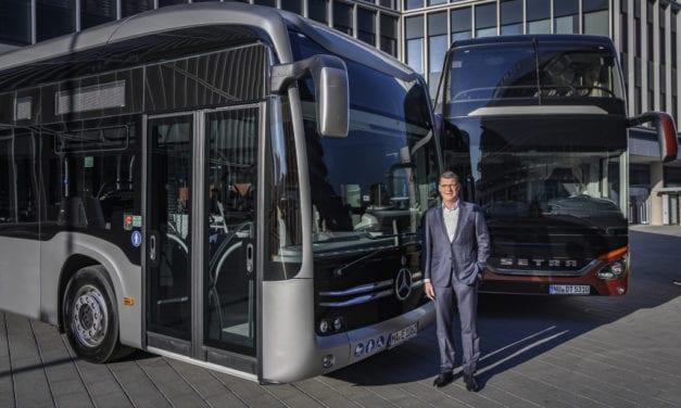 Reporta Daimler Buses resultados positivos del 2018
