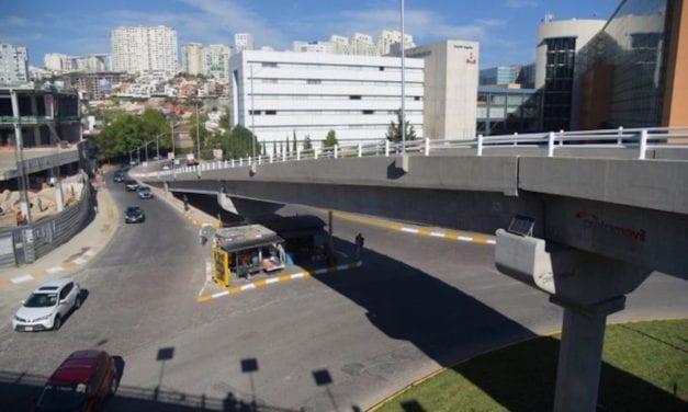 En marcha distribuidor vial en Huixquilucan
