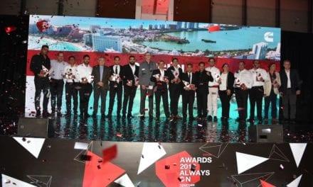 Premia Cummins excelencia en ventas de Latam