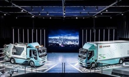 Entrega Volvo sus primeros camiones eléctricos