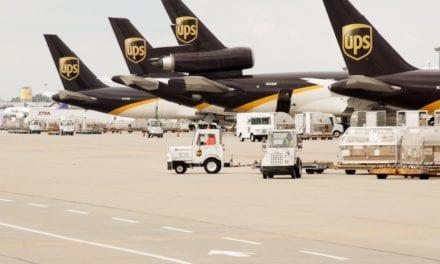 Ahora en Ciudad Juárez hay carga paletizada UPS