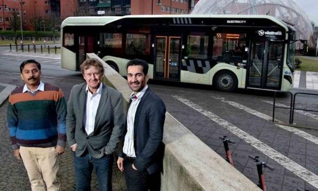 Volvo Buses avanza en la gestión de zona
