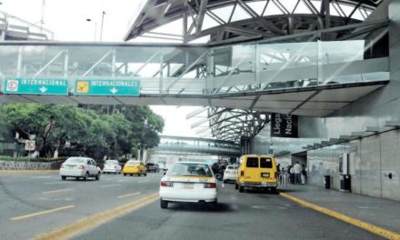 Investiga Cofece servicio de autotransporte en el AICM