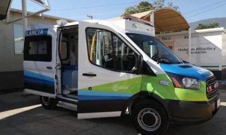 Estrena Tamaulipas ambulancias para atención quirúrgica